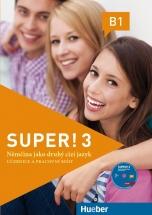 SUPER! 3 - NOVINKA ROKU PRO NĚMČINÁŘE NA SŠ!