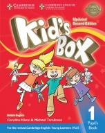 KID'S BOX PLNÝ SKVĚLÝCH NÁPADŮ!